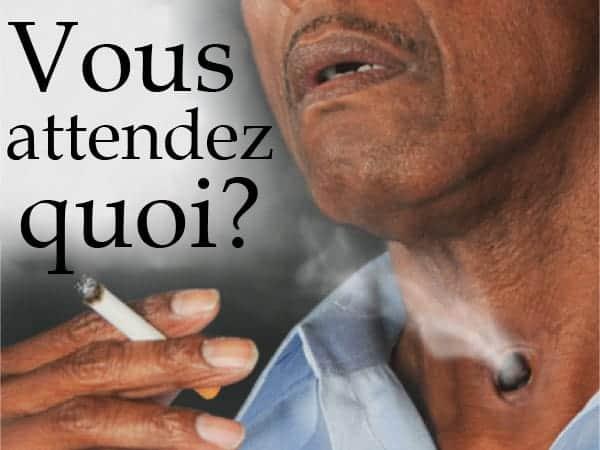 Pour cesser de fumer linspection